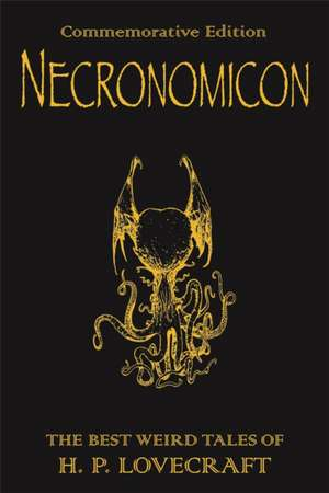Necronomicon de H. P. Lovecraft
