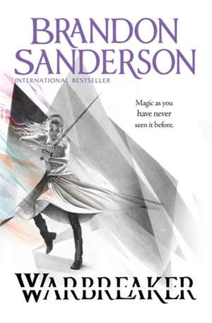 Warbreaker de Brandon Sanderson