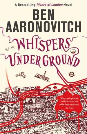 Whispers Under Ground de Ben Aaronovitch