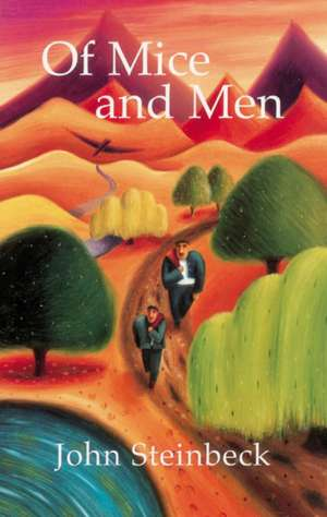 Of Mice and Men (with notes) de John Steinbeck