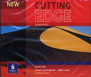 Cutting Edge Elementary New Editions 2 Class Audio CDs