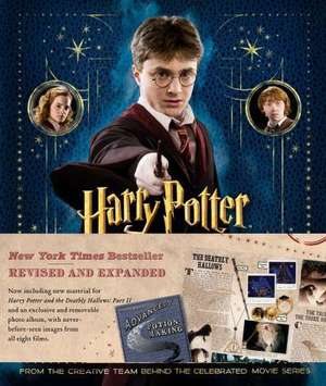 Harry Potter Film Wizardry (Revised and expanded) de Warner Bros.