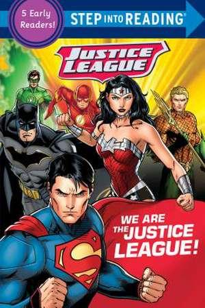 We Are the Justice League! (DC Justice League) de  Dc Comics