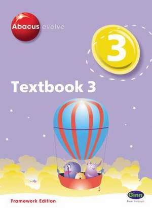 Abacus Evolve Year 3/P4 Textboook 3