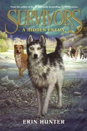 A Hidden Enemy de Erin L. Hunter
