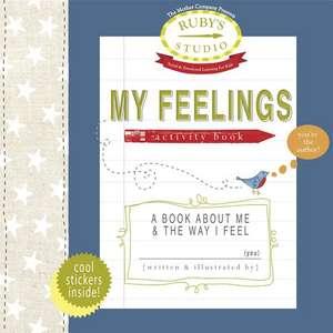 My Feelings Activity Book