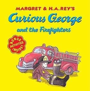 Curious George and the Firefighters (CANCELED) de H. A. Rey