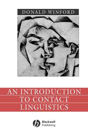 An Introduction to Contact Linguistics