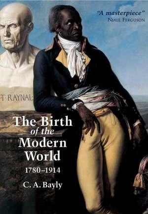 The Birth of the Modern World, 1780 – 1914 imagine