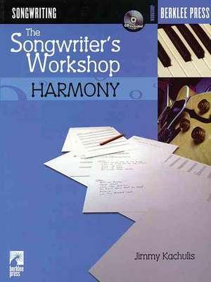 The Songwriter's Workshop de Jeremy Kachulis