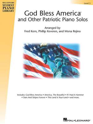 God Bless America and Other Patriotic Piano Solos, Level 3 de Phillip Keveren