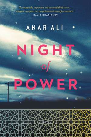 Night Of Power de Anar Ali