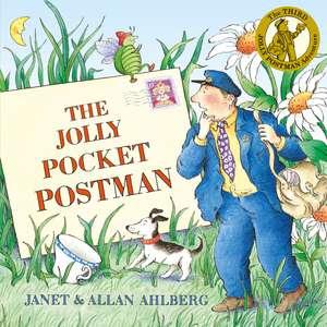 The Jolly Pocket Postman imagine