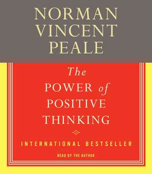 The Power Of Positive Thinking The de Dr. Norman Vincent Peale