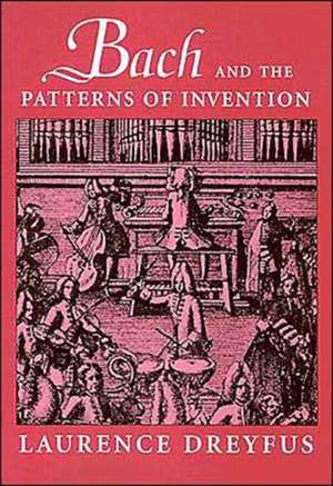 Bach and the Patterns of Invention imagine
