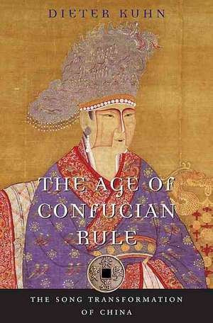 The Age of Confucian Rule – The Song Transformation of China imagine