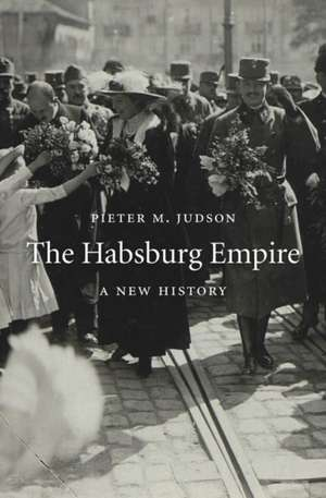 The Habsburg Empire – A New History