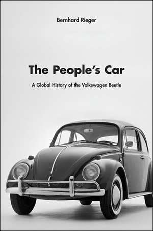 The People′s Car – A Global History of the Volkswagen Beetle imagine