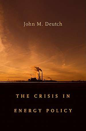 The Crisis in Energy Policy imagine