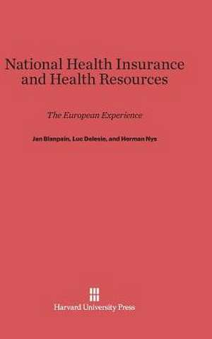 National Health Insurance and Health Resources