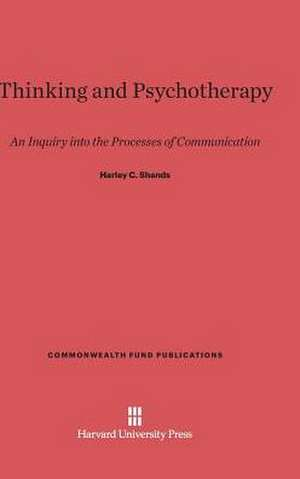 Thinking and Psychotherapy