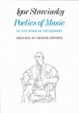 Poetics of Music in the Form of Six Lessons imagine