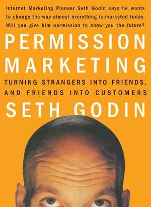 Permission Marketing de Seth Godin