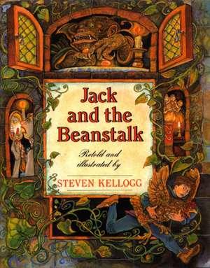 Jack and the Beanstalk de Steven Kellogg