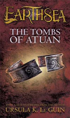 TOMBS OF ATUAN de URSULA K. LE GUIN
