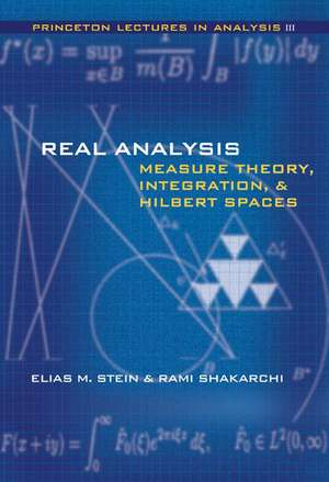 Real Analysis – Measure Theory, Integration, and Hilbert Spaces imagine