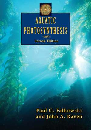Aquatic Photosynthesis – Second Edition imagine