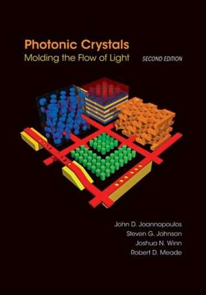 Photonic Crystals – Molding the Flow of Light, Second Edition