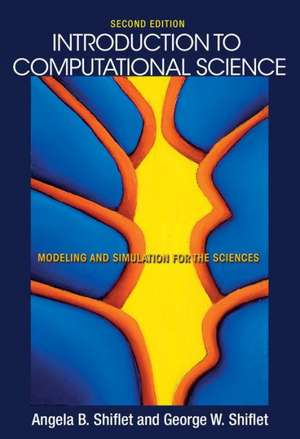 Introduction to Computational Science – Modeling and Simulation for the Sciences – Second Edition imagine