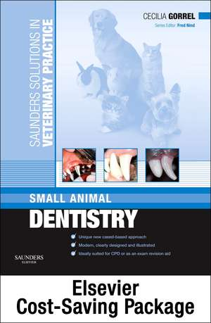 Saunders Solutions in Veterinary Practice: Dentistry, Ophthalmology, Dermatology Package