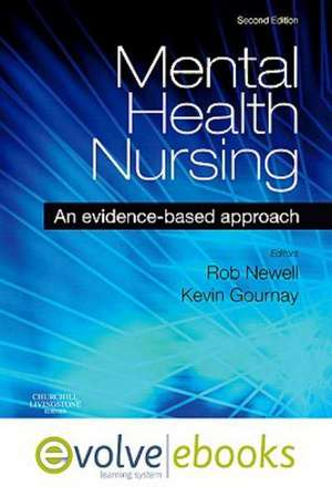 Mental Health Nursing Text and Evolve eBooks Package