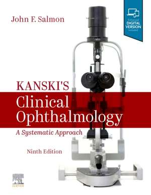 Kanski's Clinical Ophthalmology: A Systematic Approach imagine