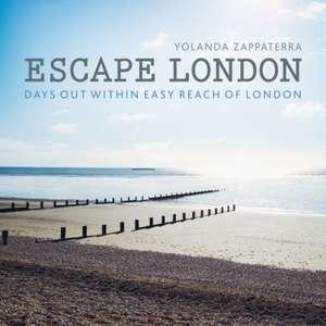 Escape London de Yolanda Zappaterra