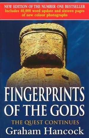 Fingerprints Of The Gods imagine