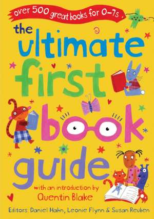 The Ultimate First Book Guide