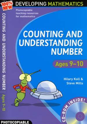 Counting and Understanding Number - Ages 9-10
