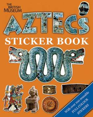 Aztecs Sticker Book