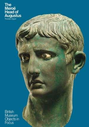 The Meroe Head of Augustus de Thorsten Opper