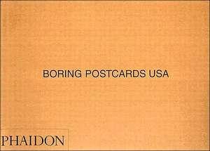 Boring Postcards USA de Martin Parr