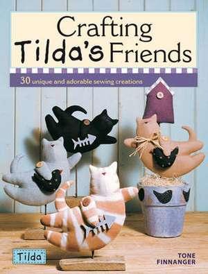 Crafting Tilda's Friends imagine