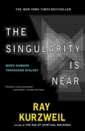 The Singularity Is Near imagine