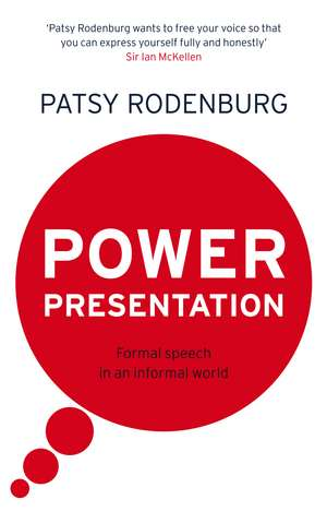 Power Presentation imagine