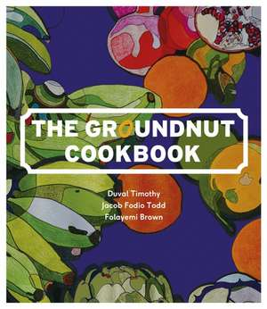 The Groundnut Cookbook