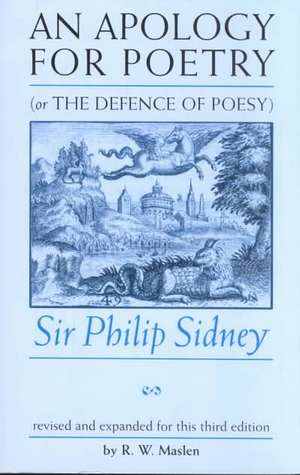 An Apology for Poetry (or the Defence of Poesy)
