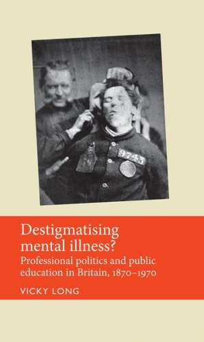 Destigmatising Mental Illness?