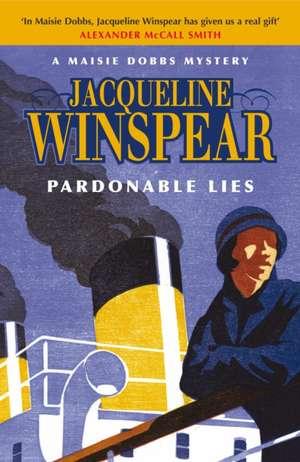 Pardonable Lies de Jacqueline Winspear